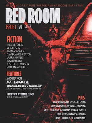 cover image of Red Room Issue 1