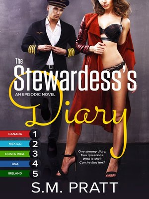 cover image of The Stewardess's Diary--Parts 1-5