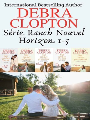 cover image of Série Ranch Nouvel Horizon 1-5