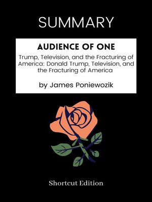 cover image of SUMMARY-- Audience of One