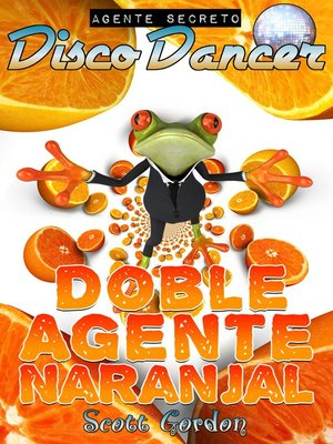 cover image of Doble Agente Naranjal
