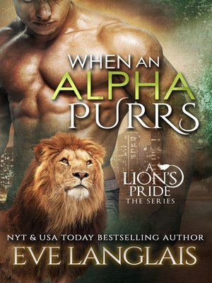 cover image of When an Alpha Purrs