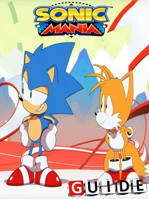 cover image of Sonic Mania Complete Tips and Tricks