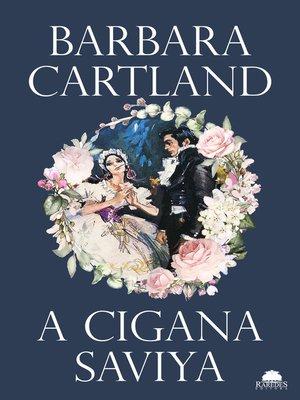cover image of A cigana Saviya
