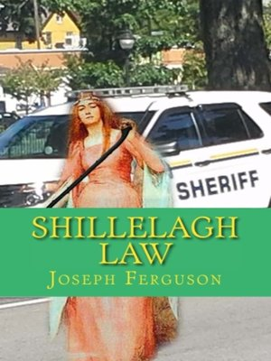cover image of Shillelagh Law
