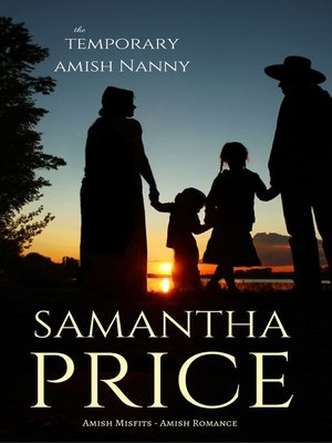 cover image of The Temporary Amish Nanny