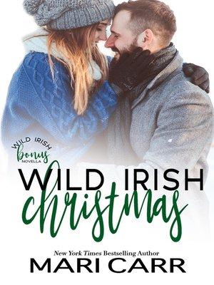 cover image of Wild Irish Christmas