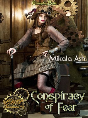 cover image of Conspiracy of Fear