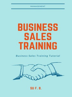 cover image of Business Sales Training