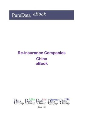 cover image of Re-insurance Companies in China