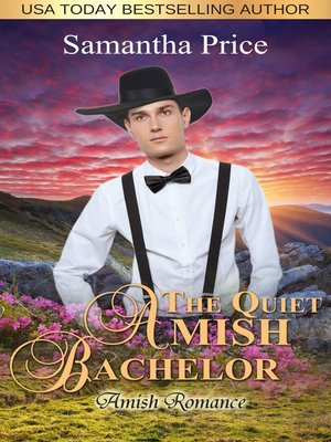 cover image of The Quiet Amish Bachelor
