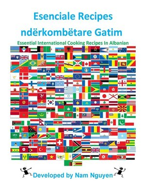 cover image of Esenciale Recipes ndërkombëtare Gatim