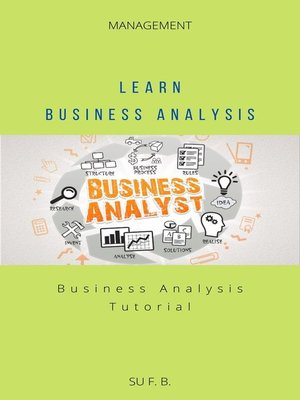 cover image of Learn Business Analysis
