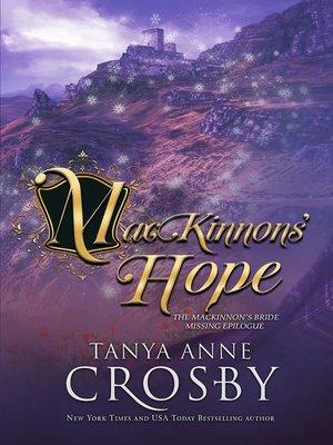 cover image of MacKinnons' Hope
