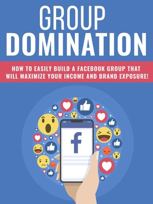 cover image of Group Domination