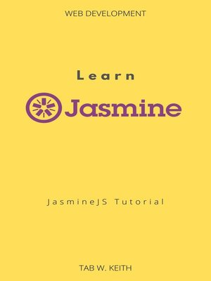 cover image of Learn JasmineJS