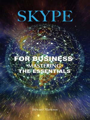cover image of Skype for Business