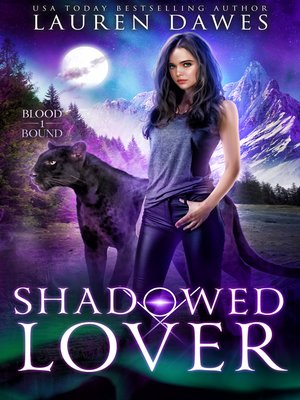 cover image of Shadowed Lover