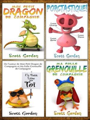 cover image of Quatre histoires fantastiques pour endormir les enfants de 3-6 ans