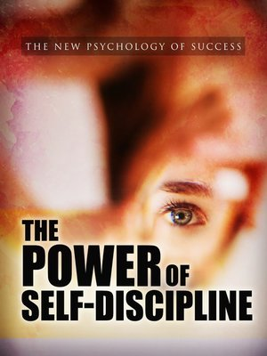 cover image of The Power of Self-Discipline