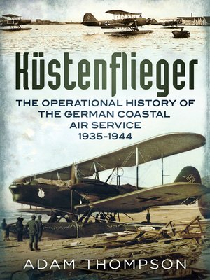 cover image of Kustenflieger