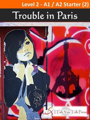 cover image of Trouble in Paris