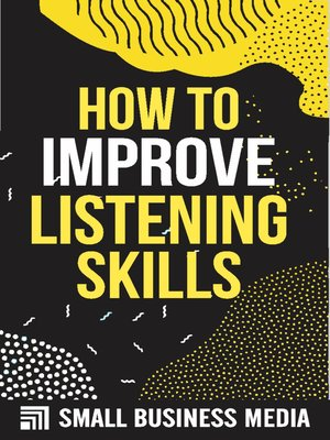 cover image of How to Improve Listening Skills