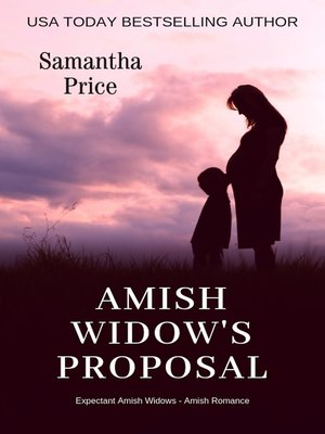 cover image of Amish Widow's Proposal