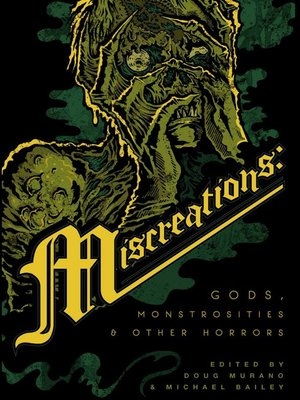 cover image of Miscreations