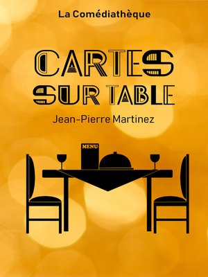 cover image of Cartes sur table
