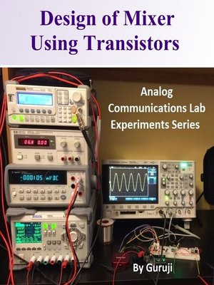cover image of Design of Mixer Using Transistors