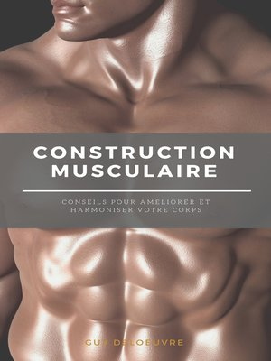 cover image of Construction musculaire