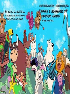 cover image of Histórias Curtas Para Crianças