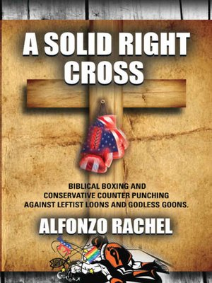 cover image of A SOLID RIGHT CROSS