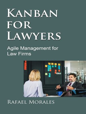 cover image of Kanban for Lawyers