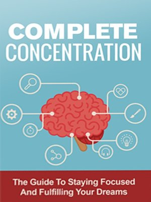 cover image of Complete Concentration