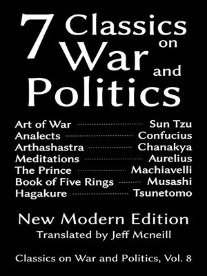 cover image of Seven Classics on War and Politics