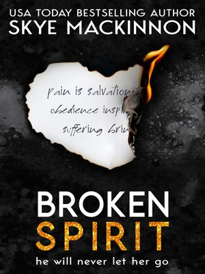 cover image of Broken Spirit