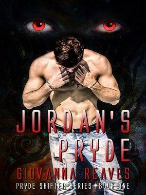 cover image of Jordan's Pryde
