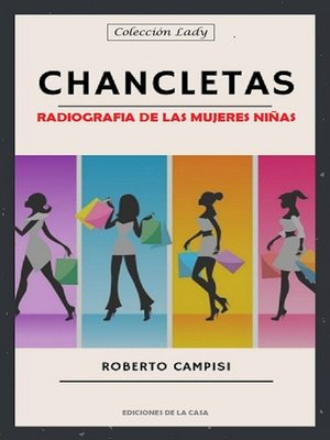 cover image of Chancletas