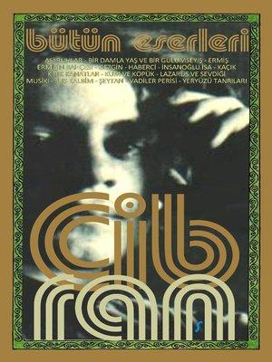 cover image of Halil Cibran Bütün Eserleri
