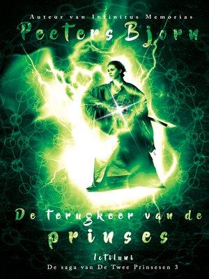 cover image of De terugkeer van de prinses
