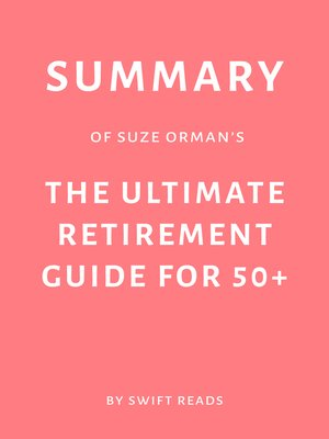 cover image of Summary of Suze Orman's the Ultimate Retirement Guide for 50+