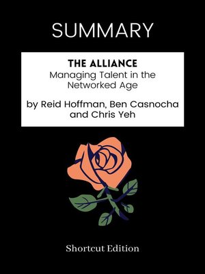 cover image of SUMMARY--The Alliance