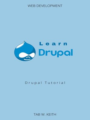 cover image of Learn Drupal