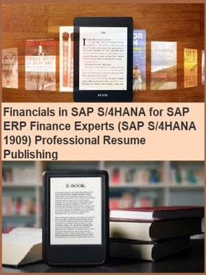 cover image of Financials in SAP S/4HANA for SAP ERP Finance Experts