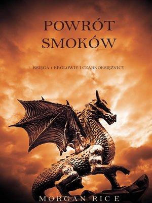 cover image of Powrót Smoków