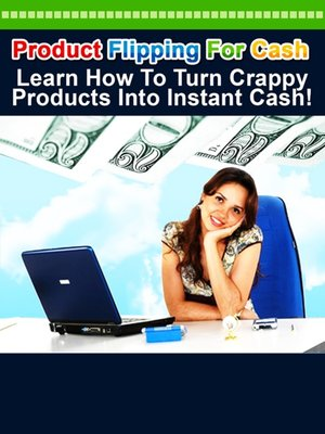 cover image of Product Flipping For Cash