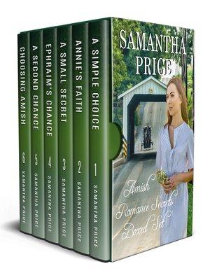 cover image of Amish Romance Secrets Boxed Set