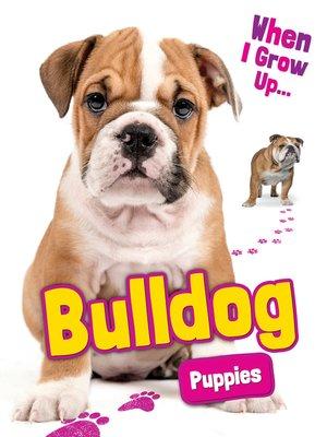 cover image of Bulldog Puppies